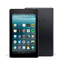 "Fire 7 Tablet, 7"" Display, 8 GB, Black"