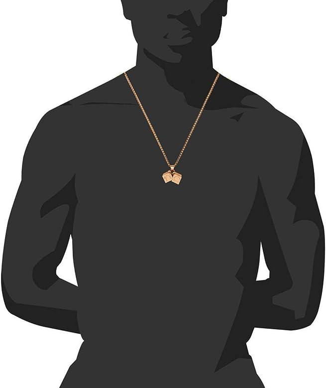 Wooworld - Collar para Disfraz de Dice de la Suerte para Hombre ...