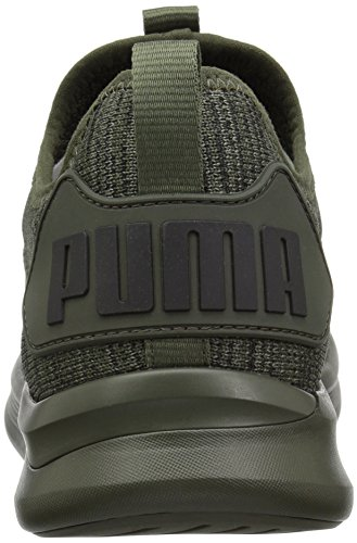 Verde Sportive Scarpe Evoknit Ignite Puma Black castor Night puma Uomo forest Flash Gray Outdoor 0qUAxxpw
