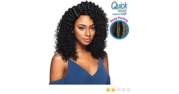 Amazon.com   Outre Synthetic Hair Full Cap Quick Weave Complete Cap Thalia  (1)   Beauty fe8bbae7c960