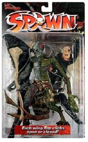 (Spawn Series 12 Re-Animated Spawn (Repaint) Action Figure)