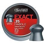 JSB Match Diabolo Exact, .35 Cal, 81.02 Grains, Domed, 100ct