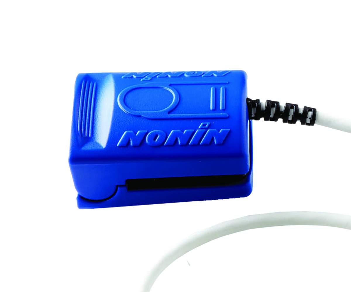Amazon.com: Nonin 7500 - Oxímetro portátil con alarmas de ...