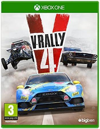 V-Rally 4 - Xbox One [Importación inglesa]: Amazon.es: Videojuegos