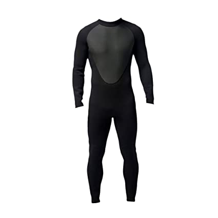 a571b8e78b Phenovo Mens Water Sports Full Wetsuits with Zipper Dive Scuba Diving  Surfing Kayaking Swimming Warm Suit