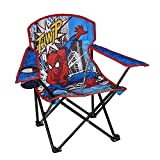 Best Marvel Beach Chairs - Exxel Outdoors Spiderman Camp Chair, Red Review