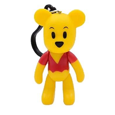 Winnie The Pooh - Llavero coleccionable de 3 pulgadas con ...