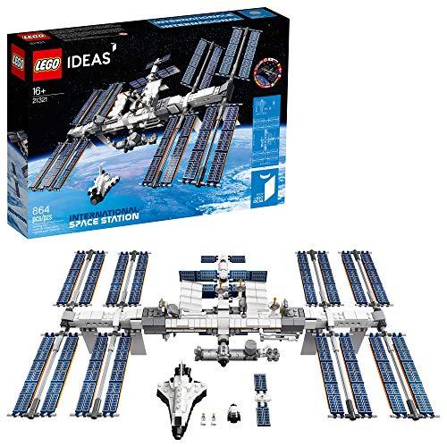 🥇 LEGO Ideas International Space Station 21321 Building Kit