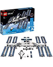 LEGO Ideas International Space Station 21321 Building Kit, Adult LEGO Set for Display, Makes a Great Birthday Present, New 2020 (864 Pieces)