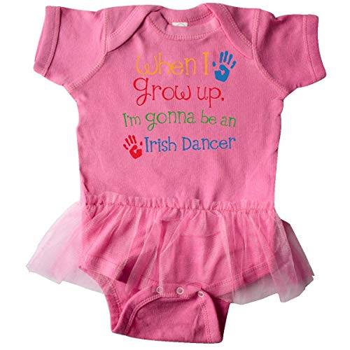 Used, inktastic - Irish Dancer Future Infant Tutu Bodysuit for sale  Delivered anywhere in USA