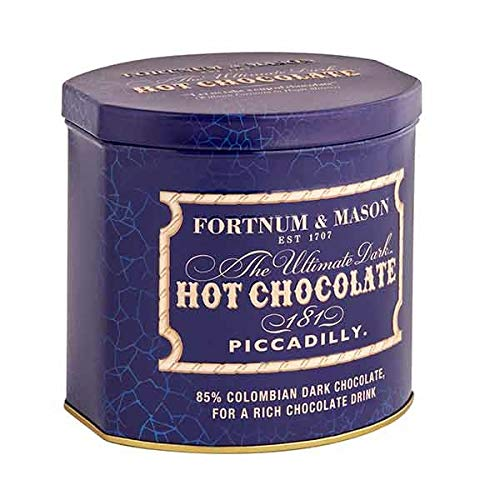Fortnum & Mason Ultimate Dark Hot Chocolate, 300g