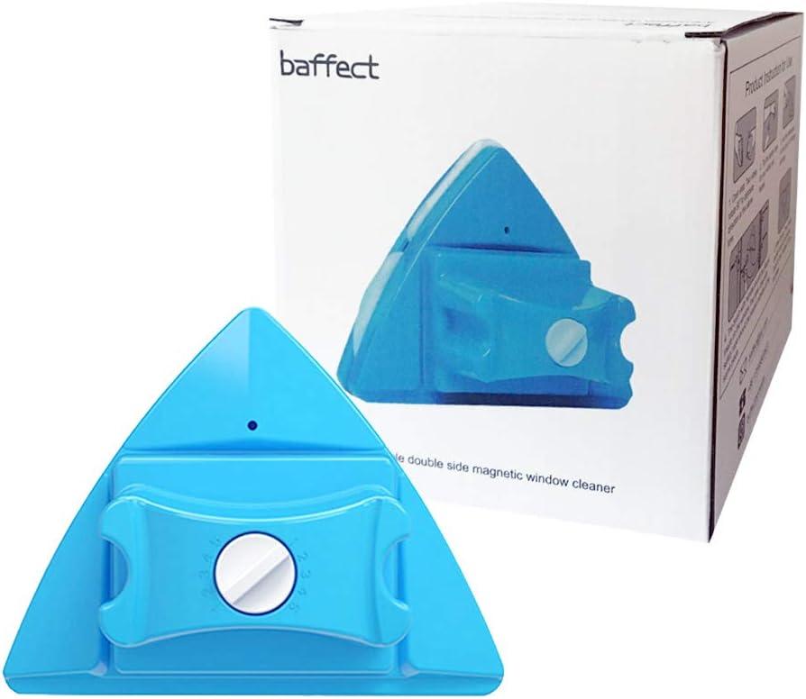 Baffect Inicio lateral doble magnético ventana limpiador tanto de cristal lado de la superficie Herramientas cepillo de limpieza del limpiaparabrisas para Ventanas Espesor 4-30mm