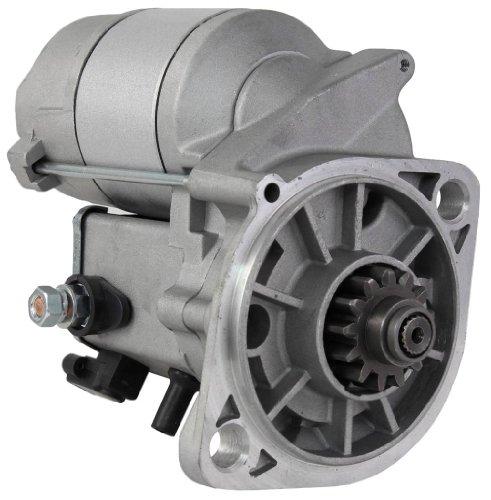 STARTER MOTOR FITS JOHN DEERE YANMAR ENGINE INDUSTRIAL 3TN84 129129-77010 228000-3732 9722809-373 TY25237