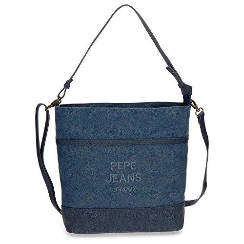 Pepe Jeans London , Damen Umhängetasche Grün grün