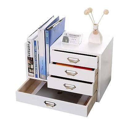 FPigSHS Archivadores de fichas Gabinete para Archivos de Datos Caja ...