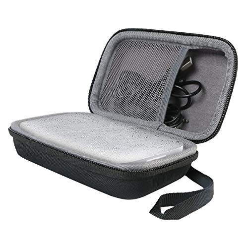 (co2crea Hard Travel Case for HP Sprocket 2nd Edition Portable Photo Printer)