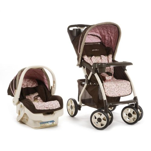Amazon Eddie Bauer Adventurer Sport Travel System Michelle Discontinued By Manufacturer Infant Car Seat Stroller Systems Baby