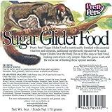 Pretty Bird International Sugar Glider Food for Birds, 12-Ounce
