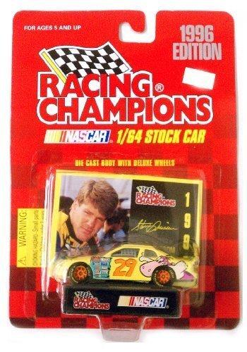 Champions NASCAR 1/64th Stock Car ~ STEVE GRISSOM - No. 29 Chevrolet Monte Carlo ~ Flintstones Graphics ()