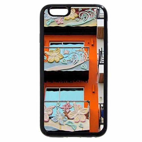 iPhone 6S / iPhone 6 Case (Black) Beachfront B & B