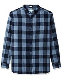Men's Cooper Lake Big and Tall Long Sleeve Shirt