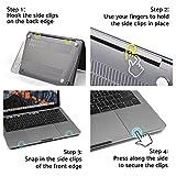 GMYLE MacBook Pro 13 Case 2018 2017 2016 NEWEST