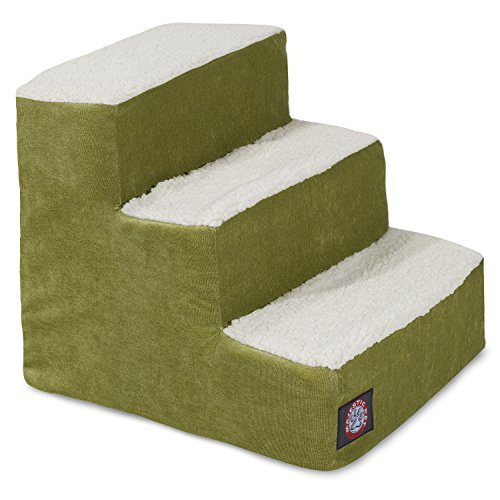 3 Step Portable Pet Stairs By Majestic Pet Products Villa Ap