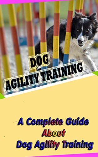 Download PDF Dog Agility Training - A Complete Guide About Dog Agility Training