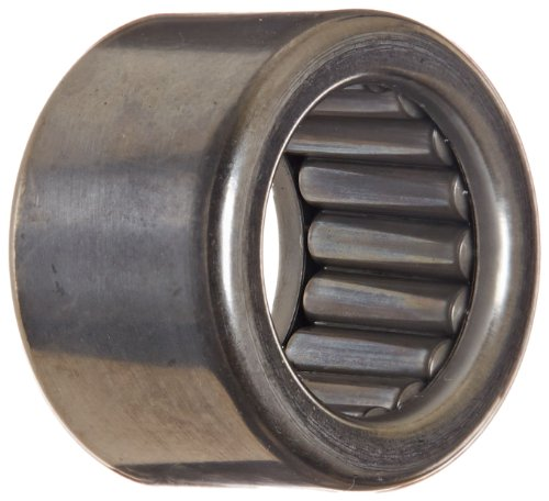 "Koyo BH-88 Needle Roller Bearing, Full Complement Drawn Cup, Open, Inch, 1/2"" ID, 3/4"" OD, 1/2"" Width, 7500rpm Maximum Rotational Speed"