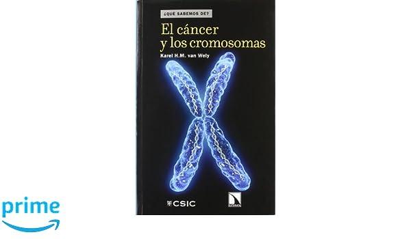 El cáncer y los cromosomas (Qué sabemos de): Amazon.es ...