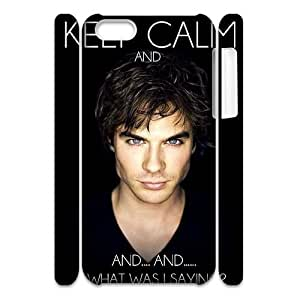 LJF phone case The Vampire Diaries Personalized 3D Cover Case for Iphone 5C,customized phone case ygtg-339883