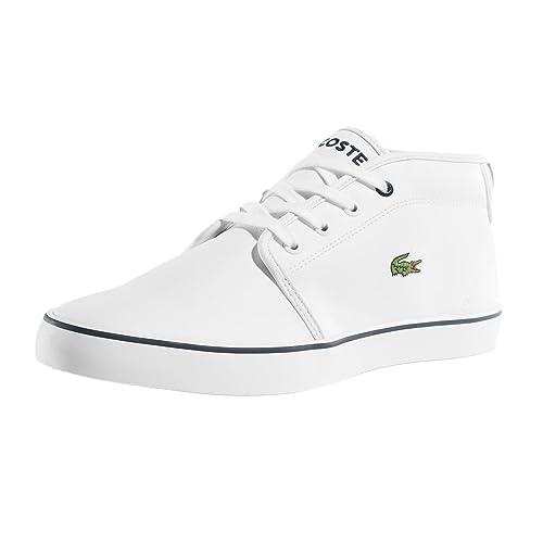 Lacoste Mujeres Calzado/Zapatillas de deporte Ampthill 117 CAJ: Amazon.es: Zapatos y complementos
