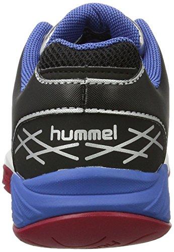 Schwarz Black Z4 Hummel Erwachsene Omnicourt Trophy Hallenschuhe Unisex YqwzBpFT