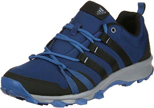 adidas TRACEROCKER - Zapatillas de trail running para Hombre, Azul - (AZUMIS/NEGBAS/GRIS) 38 2/3 Azul