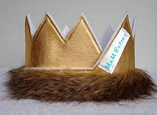 Wild One 1st Birthday Crown