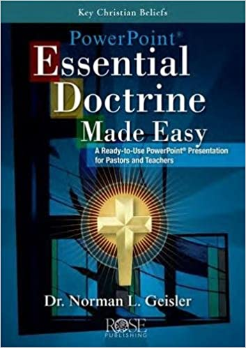 essential doctrine made easy powerpoint presentation key christian