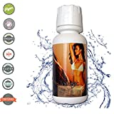 TanFastic Long Wear 12.5% Dark Skintype DHA Sunless Professional SprayTan Solution - Clear, Tint Free (Has no Brown Tint Added) (8 oz)