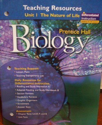 Unit 1: The Nature of Life: Teaching Resources (Biology)