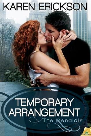 book cover of Temporary Arrangement