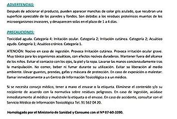 MPL Sulfato de Cobre 1Kg (Usado como Limpiador de Piscinas): Amazon.es: Jardín
