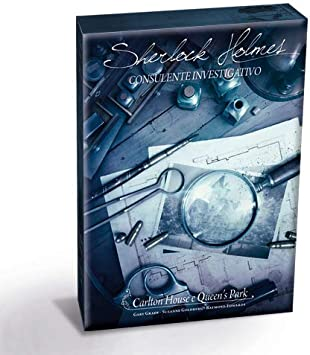 Asmodee Sherlock Holmes Consulente Investigativo - Carlton House ...