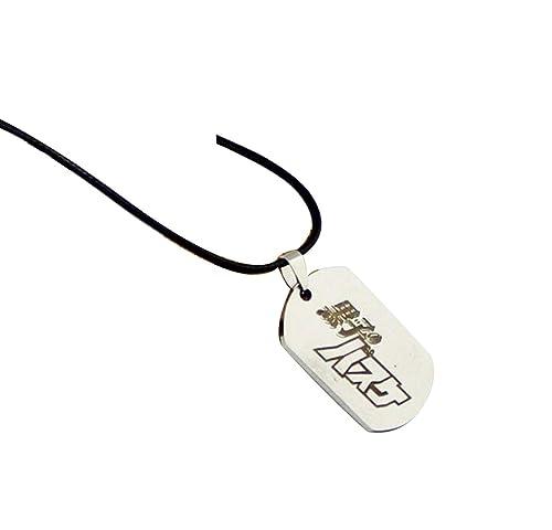 Amazon.com: Onlyfo - Collar con colgante de acero inoxidable ...