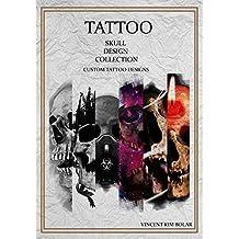 The Art of Design Tattoo: Skull design collection (Custom tattoo design)