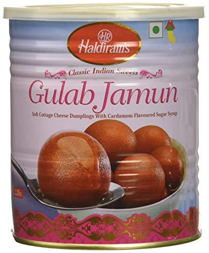 Haldiram's Classic Indian Gulab Jamun - 2.2lb from Haldiram