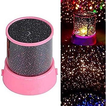 Phonecase Amazing Romantic Pink Led Night Light Projector