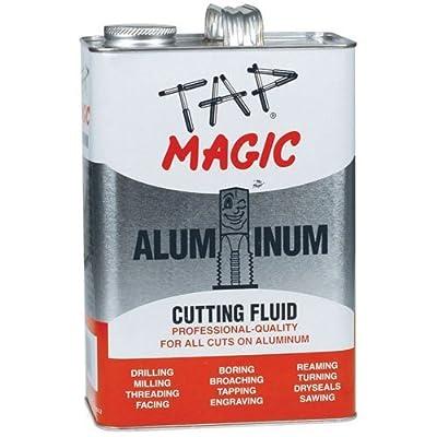 Tap Magic 20128A Aluminum Fluid, 1 gallon, Light Yellow by ORS-Nasco Industrial