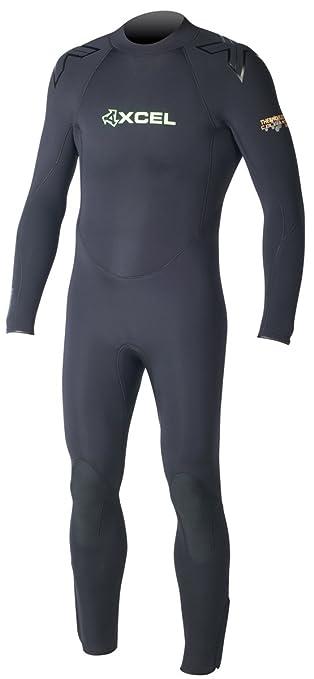 Amazon.com: 3 mm de los hombres Xcel Thermoflex TDC traje de ...