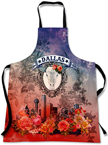 High Quality 3d Printing Skeleton Pattern Home Leisure Fashion Kitchen Supplies Aprons Luggage & Bags