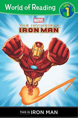 iron man comic 1 - 4