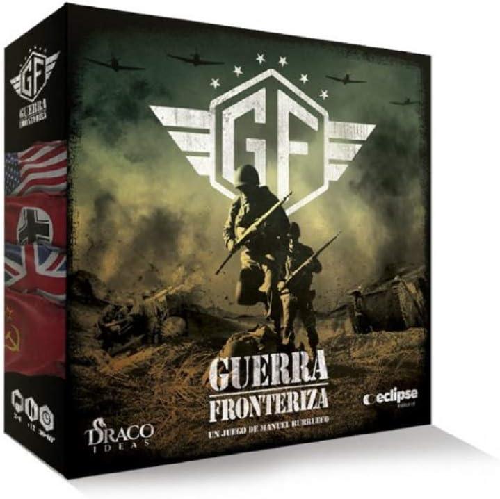 Draco Ideas Frontier Wars -: Amazon.es: Juguetes y juegos